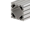 Buy cheap 160*160 aluminium extrusion T-slot profile use for equipment enclosure aluminium from wholesalers