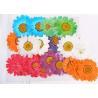 Dye Absorption Chrysanthemum Dried Flower Bouquet For DIY Parlor Decoration