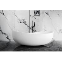 Wholesale Freestanding Soaking Bathtub Stain Resistant Long Life Span from china suppliers
