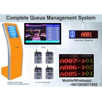 Wholesale Complete Simple All In One 17 Inch Hospital Queuing System from china suppliers