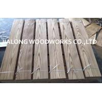 Buy cheap Natural Sliced Cut Russia Ash Wood Veneer Sheet For Following Top Layer from wholesalers