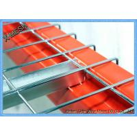 Buy cheap Hard Drawn Carbon Steel Welded Wire Mesh Decking 2,500 Lb Capacity from wholesalers