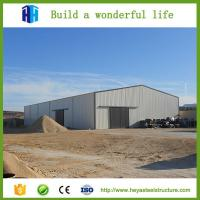 Wholesale Prefab workshop steel garage building prefab warehouse for sale from china suppliers