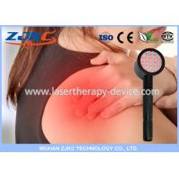 China Infrared laser therapeutic wtih 650nm laser pain relief instrument wholesale