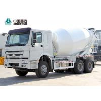 Wholesale 10 Wheel 10 Cubic Meters Concrete Mixing Equipment 371hp 9000 * 2550 * 3950mm from china suppliers