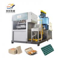 Wholesale semiautomatic paper egg tray making machine from china suppliers