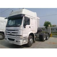 Wholesale HOWO 6x4 10 Wheeler Tractor Head Truck Heavy Duty Prime Mover 420HP ZZ1047C3414B111 from china suppliers