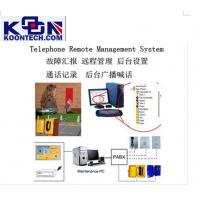 Wholesale Self Monitoring Telephone Paging System , Public Address System from china suppliers
