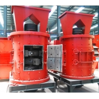 Wholesale Stone Sand Making Vertical Shaft Impact Crusher compound crusher machine from china suppliers