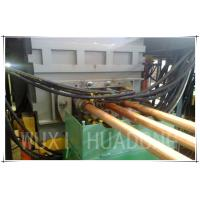 Quality 300mm Bronze Pipes Horizontal Continuous Casting Machine 0.3 Tons Melting Furnace for sale