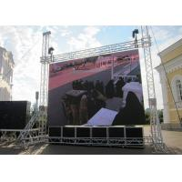 6500cd Outdoor RGB Led Screen for Architecture Project Pixel Pitch 6mm SMD3535