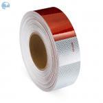 Wholesale Adhesive DOT Reflective Tape , Honeycomb Hi Viz Fmcsa Reflective Tape On Dump Trucks from china suppliers