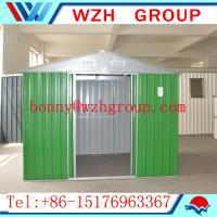 Wholesale prefab garden shed / tools shed made in China from china suppliers