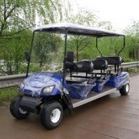 Wholesale 6 seaters electric golf cart,club cart for sale from china suppliers