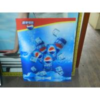 Wholesale 25LPI plastic 3d lenticular large size 3d poster large format lenticular advertising poster 3d flip printing from china suppliers