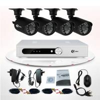 Outdoor security systems for home