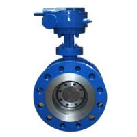 Wholesale Graphite Seated Flanged End Butterfly Valve F6A Stem PN64 ASTM A216 WCB from china suppliers