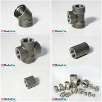 Wholesale A105 Forged pipe fittings 3000lb/6000lb from china suppliers