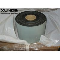 Polypropylene Fabric Pipeline Anti Corrosion Tape Bituminous Pipe Protection Tape