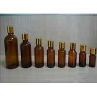 Wholesale 5ml, 10ml Cosmetic Amber Oil Glass Bottles With DIN 18mm Amber Drop For Chemical from china suppliers