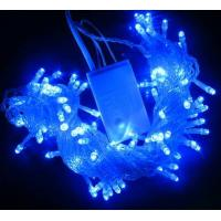 220v blue connectable fairy string lights 10m shenzhen factory