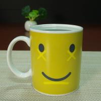 China Custom heat changing mugs heat colour change mugs eco - friendly wholesale