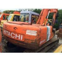 Wholesale Japan Hitachi Ex120 Second Hand Excavators , Long Reach Excavator Year 1994 from china suppliers