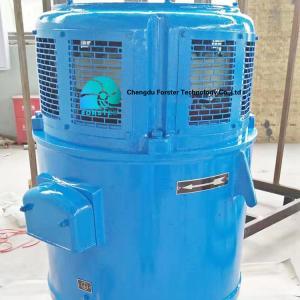 China Low RPM 300KW Kaplan Turbine Generator Alternative Power Production on sale