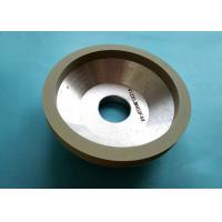 Wholesale Resin Bond Small Diamond Grinding Wheels Customize Shapes And Size from china suppliers