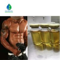 China Hormone Injectable Anabolic Steroids Testosterone Base100mg / Ml CAS 58-22-0 on sale