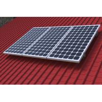 Wholesale Roof Solar Mounting Aluminium Profile System , Custom Aluminum Extrusions from china suppliers
