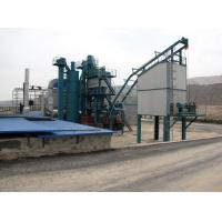 High Weighing Accuracy Asphalt Drum Mix Plant With Imported Burner And 60T Finished Product Silo
