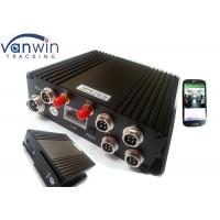 Wholesale 3G Car SD Digital Video Recorder Camera Alarm / 4 Channel HDD MDVR from china suppliers