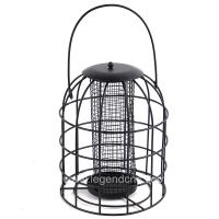 Wholesale Backyard Use Hanging Wild Bird Feeder Metal Material Squirrel Proof from china suppliers