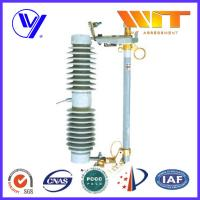 Buy cheap 36KV Porcelain Load Break Fuse Cut Out for Transformer Protection IEC standard from wholesalers