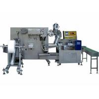 Wholesale Single Packing Wet Napkin Making Machine JWC-SZJ-DP from china suppliers