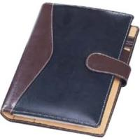 Wholesale High Quality PU leather bound notebook from china suppliers