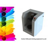 Wholesale High - Efficiency Gyroscopic Paint Mixer For Paint Colorant , Plastic , Oil - Based Liquid from china suppliers