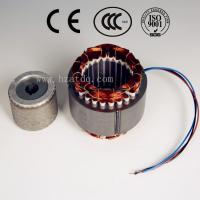 Ac Single Phase Electric Motor Parts Stator Rotor Of Hzatdq