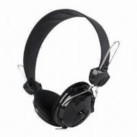 Wholesale Computer Headset with 32Ω Impedance and 2.2m Cord Length from china suppliers
