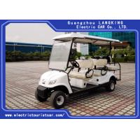 Wholesale Professional Electric Club Car 6 Passenger Front 4 Seater Plus Rear 2 Seats from china suppliers