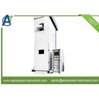 Wholesale EN 50339 Bunched Cable Vertical Flame Spread Testing Machine for Heat Release from china suppliers