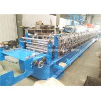 Wholesale Concealed Fastener Sheet Metal Roofing Machine , Roof Making Machine from china suppliers
