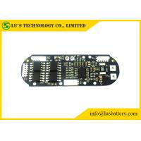 Wholesale Electric Circuits PCB LiFePO4 Battery Packs3S Protect Board 18650 11.1V BMS PCM 3S 6A from china suppliers
