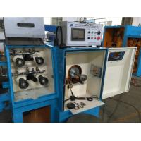 Quality AC 3 Phase Motor Super Fine Copper Wire Drawing Machine Low Power Consumption for sale