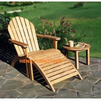 Wholesale Teakwood  adirondack chair set from china suppliers