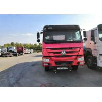 Wholesale 10 Tons 4 * 2 Light Duty Dump Truck , Diesel Fuel Delivery Truck With High Safety from china suppliers