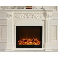 Rv Bedroom Vintage Solid Wood Electric Fireplace Energy Efficient Of Item 104120250