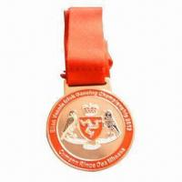 Wholesale League Medal, OEM Orders Welcomed, Customized Sizes/Shapes Accepted from china suppliers