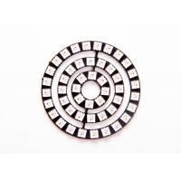 Wholesale Digital Addressable LED Module , RGB High CRI LED Module With WS2812 SMD 5050 Chip from china suppliers